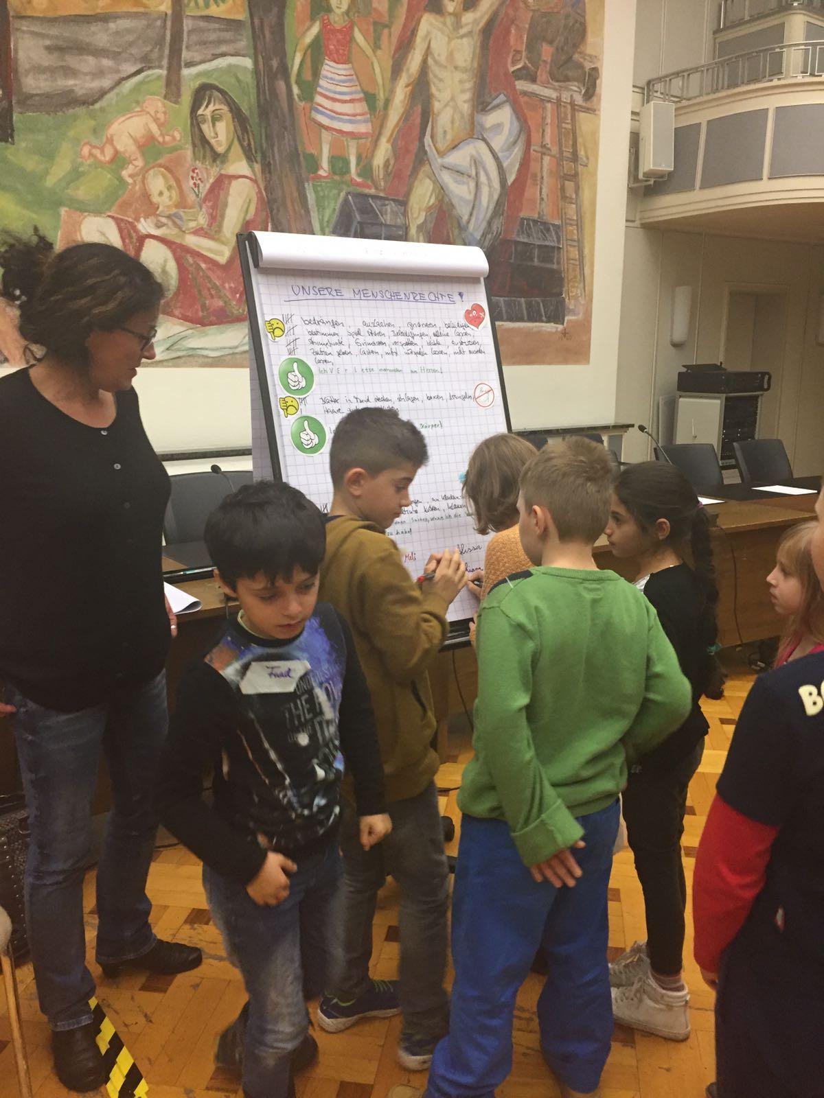 Sozialtraining Waldeckschule Klasse 3