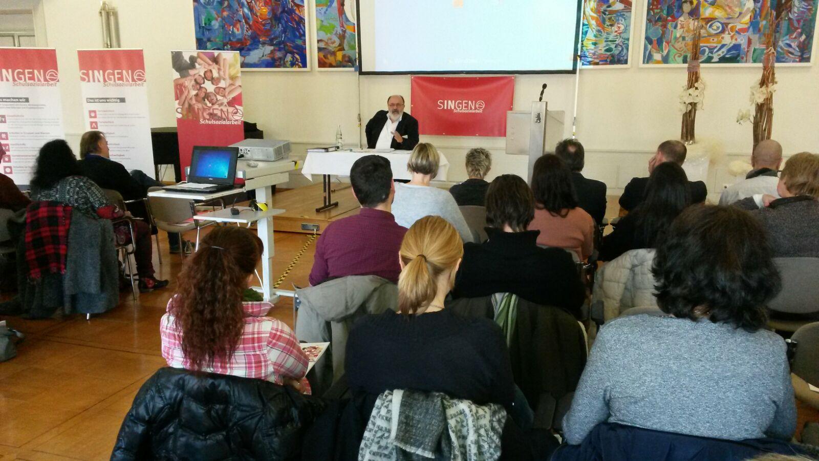 25 Jahre Schulsozialarbeit in Singen – Fachtag zum Thema Qualitätsmanagement