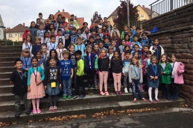 Kelly Insel Parcours an Grund- und Förderschulen